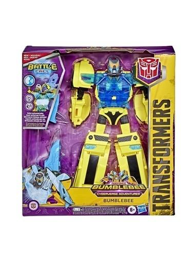 Transformers Transformers Cyberverse Dev Figür Bumblebee E8228-E8381 Renkli